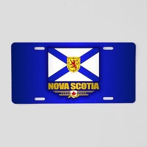 Nova Scotia Flag Aluminum License Plate