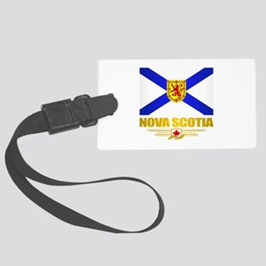 Nova Scotia Flag Luggage Tag
