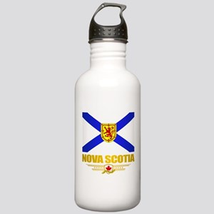 Nova Scotia Flag Water Bottle