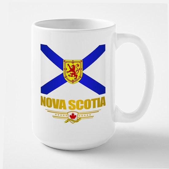 Nova Scotia Flag Mugs