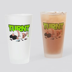Family Guy Peter Turnt Drinking Glass