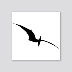 Pterodactyl Silhouette Sticker