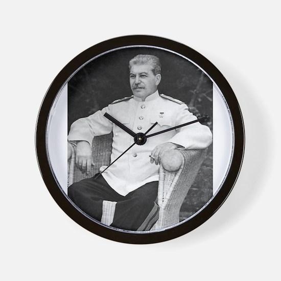 joseph stalin Wall Clock