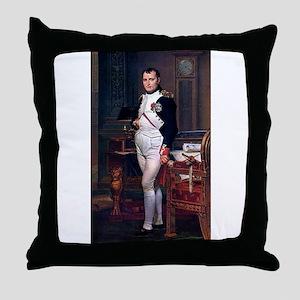 napolean Throw Pillow