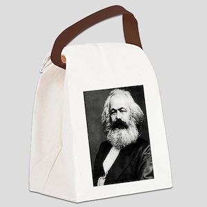 karl marx Canvas Lunch Bag