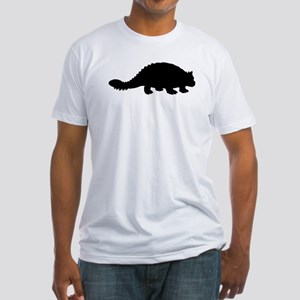 Ankylosaurus Silhouette T-Shirt