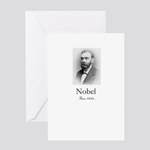 Nobel-Since_1833 Greeting Cards