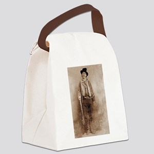 billy the kid Canvas Lunch Bag