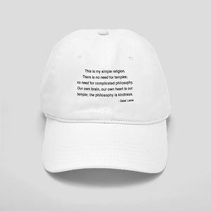 Dalai Lama 1 Cap