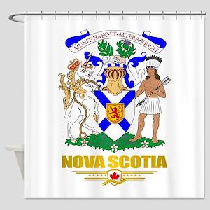 Nova Scotia COA Shower Curtain
