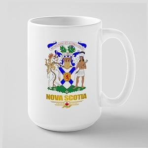 Nova Scotia COA Mugs