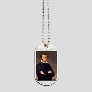 jim bowie Dog Tags