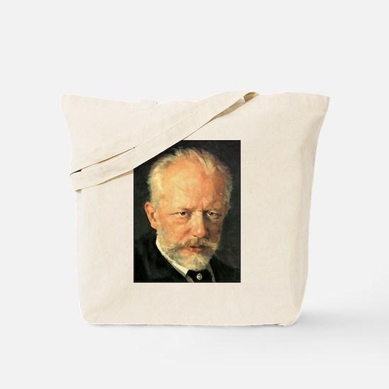 tchaikovsky Tote Bag