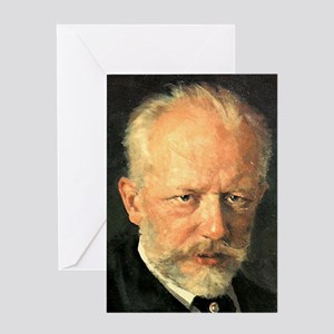 tchaikovsky Greeting Cards