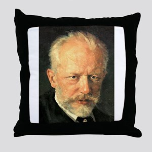 tchaikovsky Throw Pillow