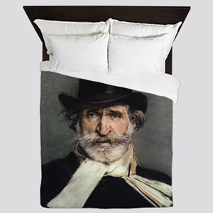 verdi Queen Duvet