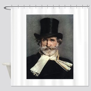 verdi Shower Curtain