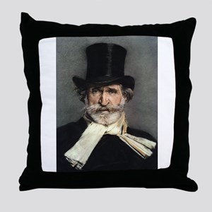 verdi Throw Pillow
