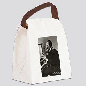 rachmaninoff Canvas Lunch Bag