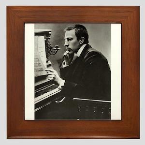 rachmaninoff Framed Tile