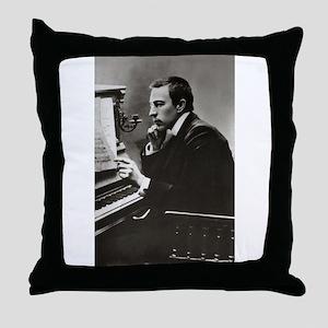 rachmaninoff Throw Pillow