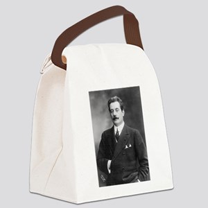 puccini Canvas Lunch Bag
