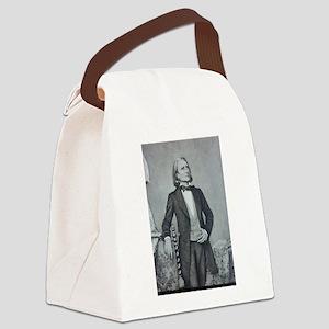 franz liszt Canvas Lunch Bag
