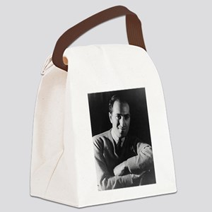 george gershwin Canvas Lunch Bag