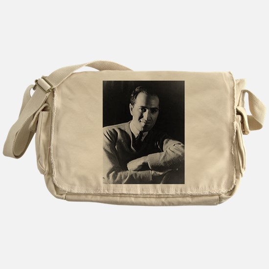 george gershwin Messenger Bag