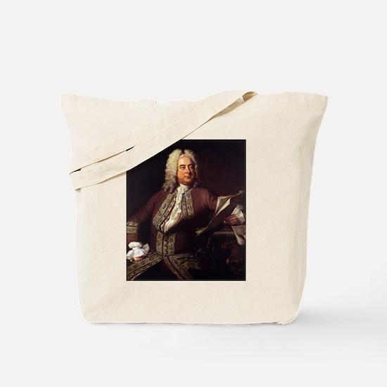 handel Tote Bag