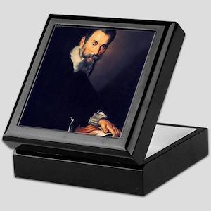 claudio monteverdi Keepsake Box