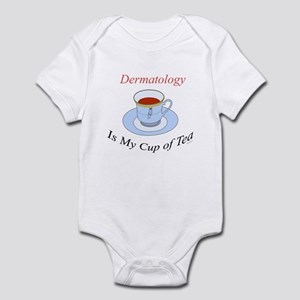 Dermatology is my cup of tea Infant Creeper
