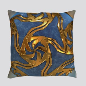 Faberge's Jewels - Blue Master Pillow