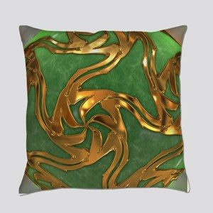 Faberge's Jewels - Green Master Pillow