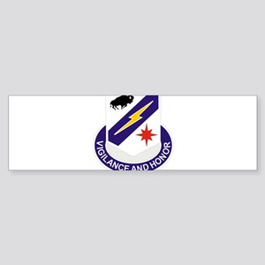 3rd Brigade 3rd Infantry Division P Bumper Sticker
