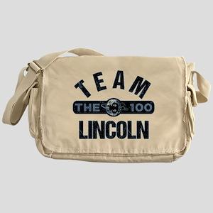 The 100 Team Lincoln Messenger Bag