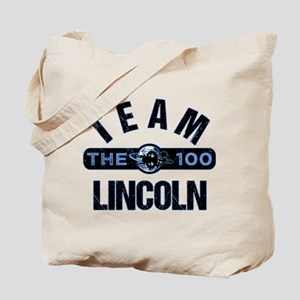 The 100 Team Lincoln Tote Bag