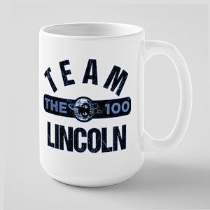 The 100 Team Lincoln Mugs