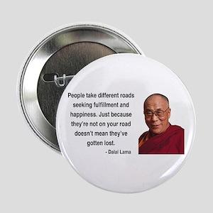 "Dalai Lama 2 2.25"" Button"