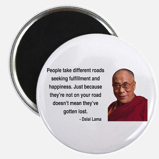 """Dalai Lama 2 2.25"""" Magnet (10 pack)"""