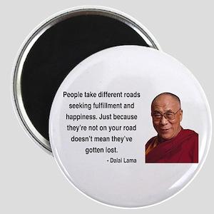 Dalai Lama 2 Magnet