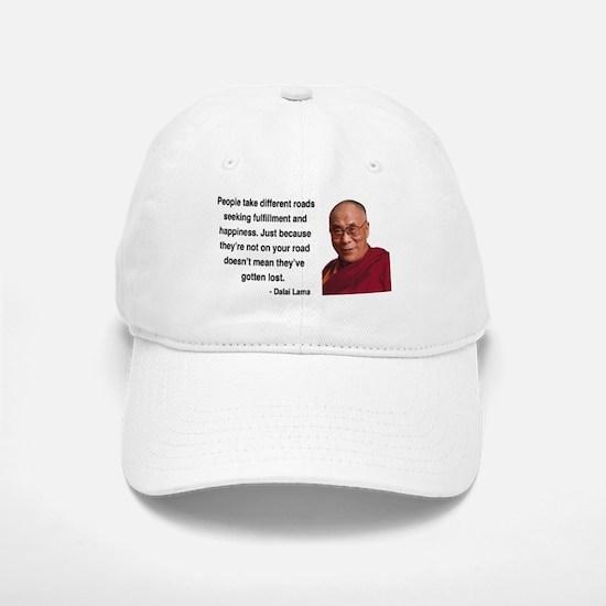 Dalai Lama 2 Baseball Baseball Cap