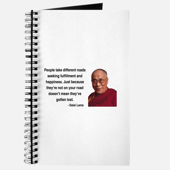 Dalai Lama 2 Journal