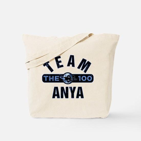 The 100 Team Anya Tote Bag