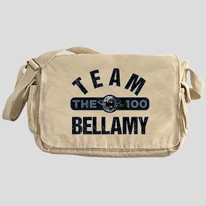 The 100 Team Bellamy Messenger Bag