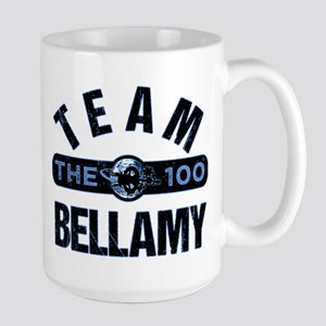 The 100 Team Bellamy Mugs