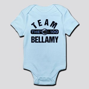 The 100 Team Bellamy Body Suit
