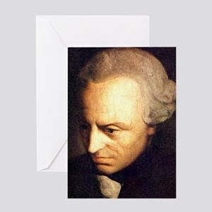 kant Greeting Cards
