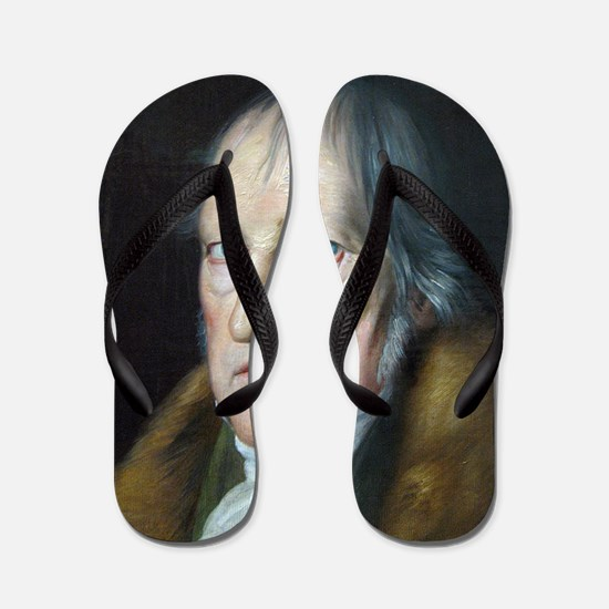hegel Flip Flops