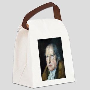 hegel Canvas Lunch Bag